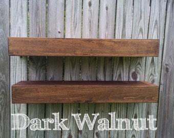 Floating Shelves, Floating Shelf, Wood Shelf, Wall Shelf