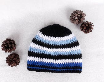 Baby Crochet Hat, Crocheted baby Hat, Baby Hat, Baby Shower Gift, gift for baby