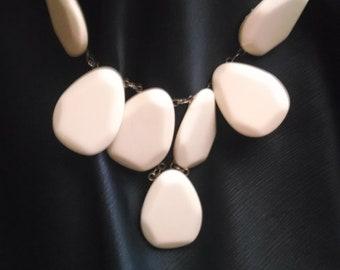 vintage hanging necklace