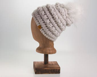 Slouchy Beanie / Toboggan - The Holly