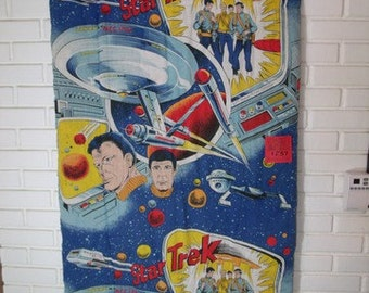 1960's Star Trek Sleeping Bag