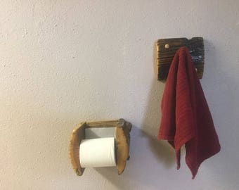 Towel Hook and TP Set
