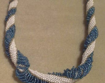 Snow and ice Necklace