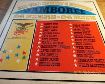 All-Star Country & Western Jamboree SSLP 128 1987