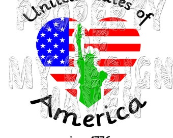 United States of America since 1776