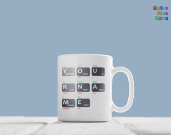 ZX Spectrum Mug - Personalised with your Name