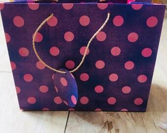 Alice in wonderland suprise bags