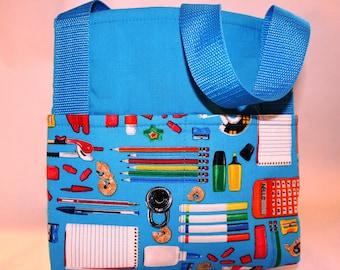 Organizing Bag ~ School Supplies