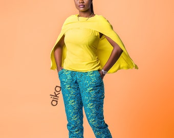 Ankara pants, Ankara trousers, African print pants,  Ankara clothing,  summer pants.