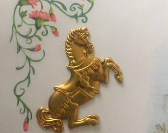 Carousel Pony Hobby Horse (2 pc)