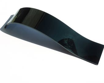 Jewelry display 19x4x4.5 PC024 cm black acrylic