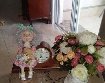Handmade Interior doll