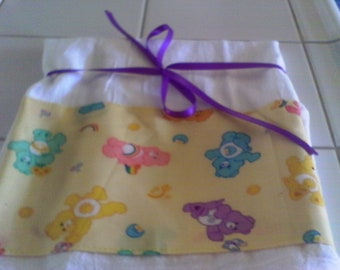 Flour Sack Towel with Care Bears