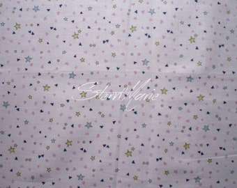 Gorjuss Rainbow Dreams-light plum tiny stars and hearts