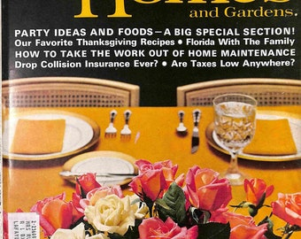 Better Homes and Gardens, November 1963