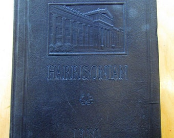 1930 Carter H. Harrison Technical High school Chicago Illinois yearbook