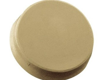 Goat Milk Shaving Soap with luxurious lather - great for the skin - moisturizes - refills for shaving mugs
