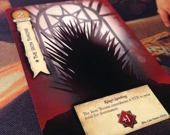 3x Iron Throne