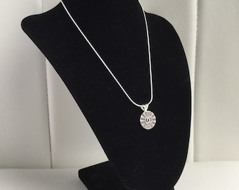 Designer Button Necklace by Designer Therapy