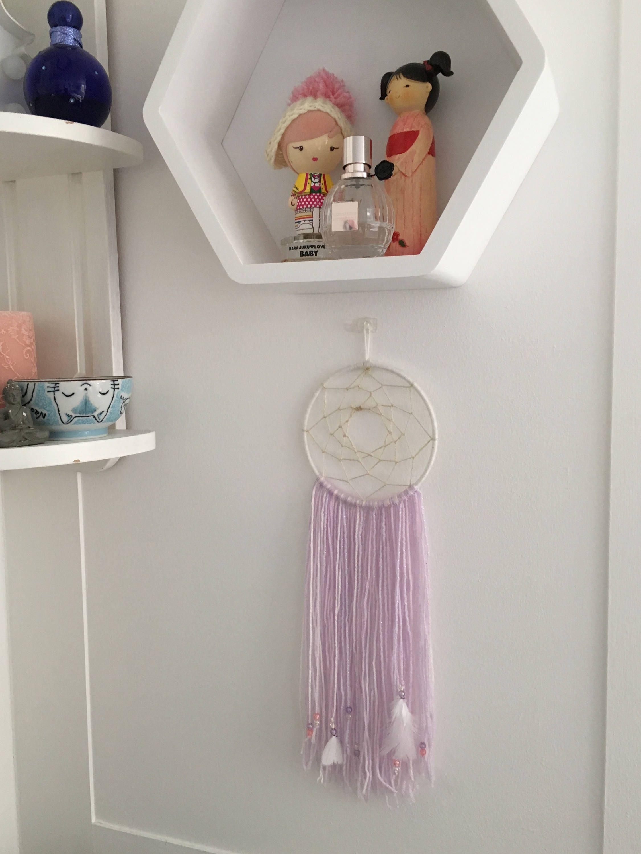ombre pastel dreamcatcher bohemian dream catcher pink dream