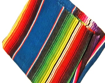 Serape fat quarters serape fabric, Mexican fabric, serape,ethnic fabric, Mexican textiles,crafts fabric, quilting, serape quilt