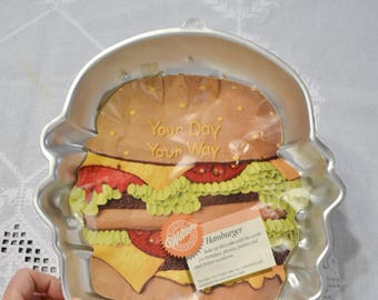 Big mac hamburger Etsy