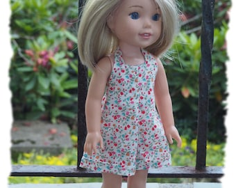 14 inch Doll Clothes  will fit Dolls like  Wellie Wishers - Rompers