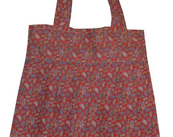 Cotton Tote Bag / Unlined / Shopping bag