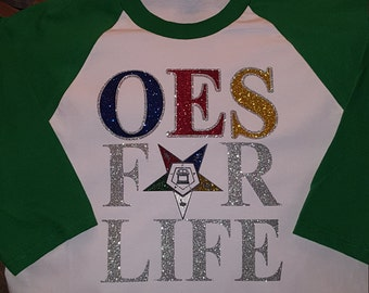 FOR LIFE-  OES - Order of the Eastern Star
