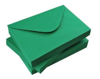 Green Envelopes   Set of 50   120g
