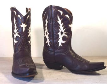 Buy Cheap Explore Buy Cheap Footlocker Pre-owned - Leather cowboy boots Old Gringo oIrBVESZvo