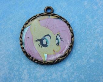 My Little Pony: Fluttershy Pendant