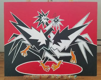 Bird Series I