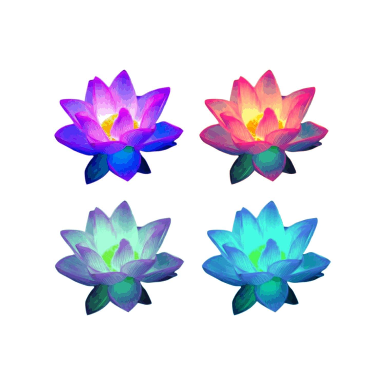 lotus flower clip art lotus flowers lotus clipart lotus rh etsy com lotus clipart picture lotus clipart picture