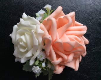 Dog Collar Accessory Flower Wedding Special Occasion Photo Prop Corsage