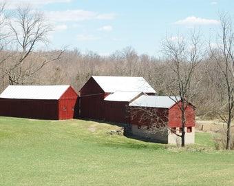 3 Barns - Warwick, NY
