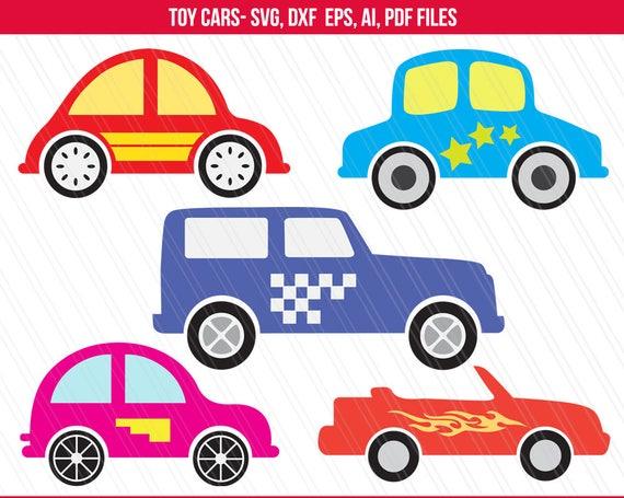 Spielzeug Auto Clipart für Kinder Tshirt Spielzeug Clipart