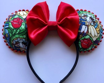 Beauty and the Beast Mouse Ears