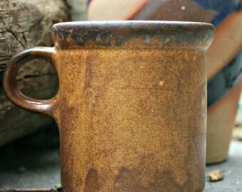 Vintage Coffee Mug - McCoy Pottery Mug - McCoy Mesa Coffee Cup McCoy Canyon Coffee Mug - Rustic Mugs