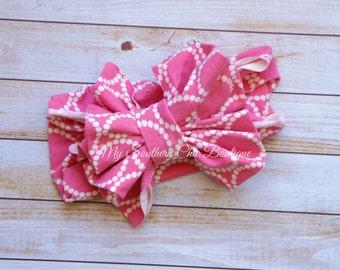 Head Band Wrap- Baby headband- Knit head wrap