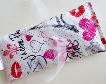 "Lavender Eye Passion Pillow-- Soothe your mind, Empower your passion...""PARIS""  FREE SHIPPING"