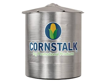 Grain Bin Bird Beverage Cooler