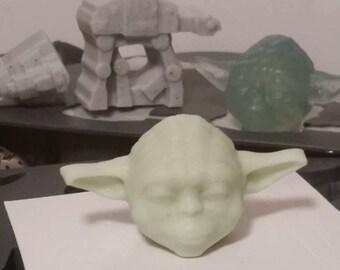 Yoda Soap Set