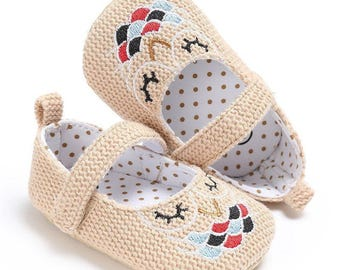 Little Hoot Baby Shoes