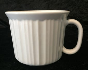 20oz Mug by Corning Ware in French White