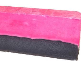 Liquorice Oil Handmade Soap Slice