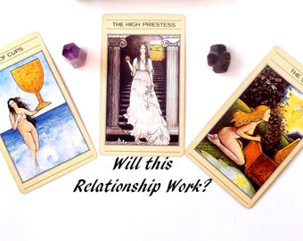 Same Day Tarot Love Reading, Relationship Reading, Psychic Reading, Tarot Card Reading, Same Day Tarot Reading by Clairvoyant Oracle Reading