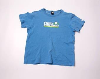 Vintage Helly Hansen 90s Cap Sleeve Tshirt