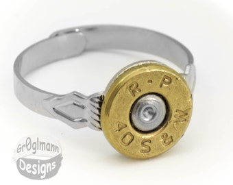 Bullet Adjustable Ring - Remington 40