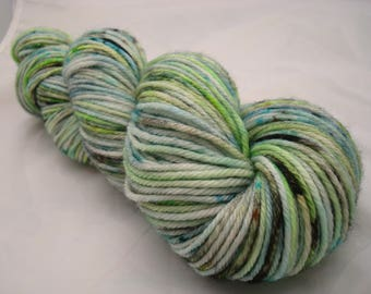Always Keep Fighting- Aleut Worsted